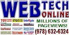 WebTech Online Advertising Web Design
